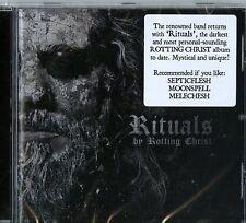 ROTTING CHRIST RITUALS CD NUOVO SIGILLATO !!