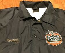 BOSTON BRUINS 2010 Winter Classic FENWAY PARK Jacket Rare Mens XL EUC