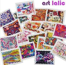 44 Sheets Nail Art Water Transfer Full Stickers Decals Decor Full Cover Wraps