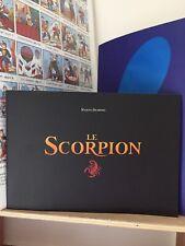 Le Scorpion - Marini & Desberg - Dossier de presse 2000 - BD