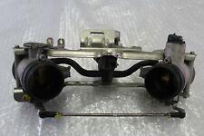 Einspritzung Einspritzanlage Drosselklappe Moto Guzzi Stelvio 1200 8V ABS #R5800
