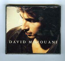 CD PROMO (NEUF) DAVID MAROUANI FAIS PAS SEMBLANT (RARE)