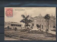555851 / Brasilien Postkarte Gymnasium da Bahia