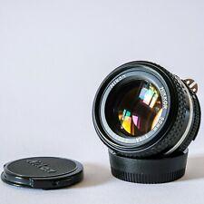 Nikon 50mm f1.4 ais