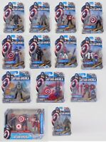 """Marvel Universe 3.75"""" - Captain America The First Avenger 15 figures opened some"""