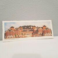 Vintage Disney's Wilderness Lodge Walt Disney World Resort Postcard UNUSED RARE