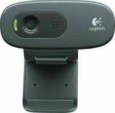 Logitech C270 720p HD Webcam with Built-in Mic