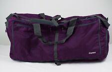 Gonex - 100L foldable duffel bag - Purple Sports bag - Brand new