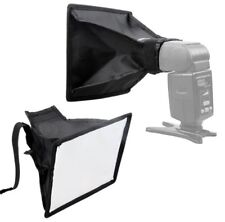 EXTERNAL DIFUSOR DESPEDIDA SOFTBOX FLASH COMPATIBLE CON NISSIN DI622 MARCA I II