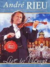 ANDRE RIEU : LIVE IN VIENNA  -  DVD -  Region 2 UK - New