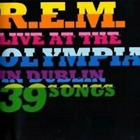 "R.E.M. ""LIVE AT THE OLYMPIA DUBLIN"" 2 CD+DVD NEU"
