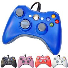 USB Wired / Wireless Console Game Controller For Microsoft Xbox 360 Slim&PC