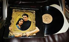 RICHARD & MIMI FARINA Reflections In a Crystal Wind 1965 LP EX Bold Marauder