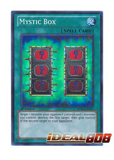 YUGIOH x 1 Mystic Box - BPW2-EN073 - Super Rare - 1st Edition Near Mint