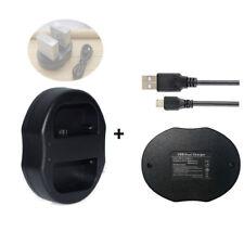 DUAL USB Charger for Canon LP-E8 EOS 550D,EOS 600D,EOS 700D