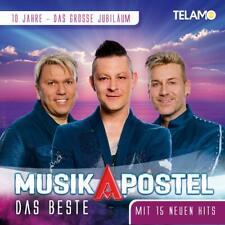 Musikapostel - Das Beste - Das Hit-Album 2020! 2CD NEU OVP