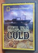 NATIONAL GEOGRAPHIC : CIVIL WAR GOLD     DVD. BRAND NEW