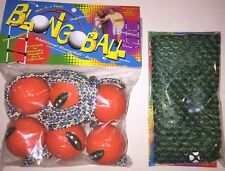 Blongo 3 Orange Ladder Ball Replacement Balls Bolo Toss Hillbilly Golf Free Case