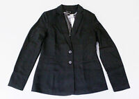 Long Tall Sally Women's Versatile Suit Longline Jacket GG8 Black Size US:8 UK:12