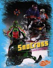 SnoCross (Blazers: X Games)-ExLibrary