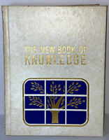 Vintage The New Book Of Knowledge Encyclopedia Volume A 1 Hardcover 1980 Used