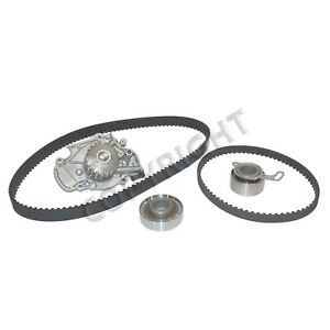 Engine Timing Belt Kit with Water Pump ASC Industries WPK-0003