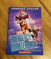 Emergency Quarterback by Rich Wallace