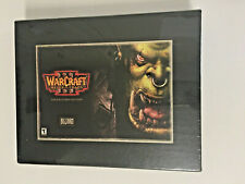 NEW WarCraft III 3 Reign of Chaos Collectors Edition for Windows/Mac 2002