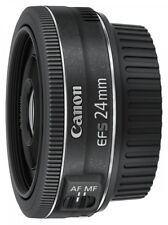 NEW Canon SLR Camera Lens EF-S 24mm f/2.8 STM Japan Import Fast Shipping