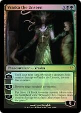 Vraska the Unseen Foil x 1 (Duel Deck Jace vs Chandra) MTG (Mint)