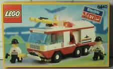 NEW Lego Classic Town Airport 6440 JETPORT FIRE SQUAD Sealed HTF