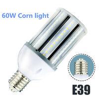 E39 LED Corn Light 60W Retrofit 250W HPS for Garage Grocery Car Wash Church Lamp