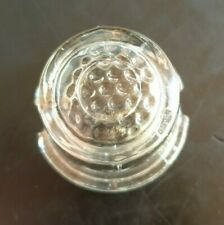 Twist In Glass Lamp Lens Dome Cover Oven Cooker (E) 40mm Thread