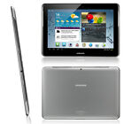Black/White Samsung Galaxy Tab 2 10.1in GT-P5110 16GB Wi-Fi Only Tablet