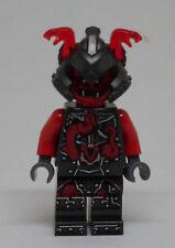 Lego Ninjago Figur - Slackjaw (Krieger, Warrior, Helm, 2 Gesichter) - Neu