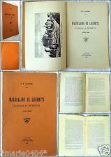 Dr P. PANSIER. Magdelaine de Lhermite. 1933. AVIGNON. Musée Calvet.