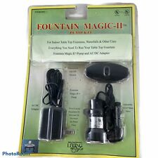 Fountain Magic-11 For Indoor Tabletop Fountains,Waterfalls