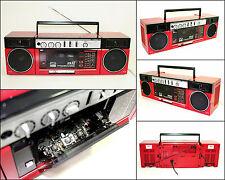 AKAI PJ-22 4 Band Radio Cassette Boombox (AUX input)