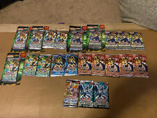 Konami YuGiOh Blister Booster Pack and Cards Lot. Spell Ruler/Metal Raiders