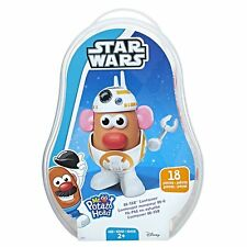 MR POTATO HEAD Playskool STAR WARS BB-T8R CONTAINER Toy Figure Playset (18pcs)