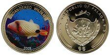 Palau 1 Dollaro Dollar $ 2009 Pesce Fish §295
