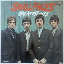 SMALL FACES GREATEST HITS LP IMMEDIATE UK 1983 EX+ CONDITION PRO CLEANED