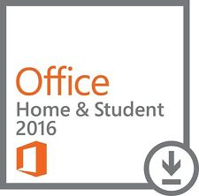 Office 2016 Home and Student 1PC Vollversion