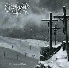 Nefarious - The Universal Wrath CD 2012 black metal Hungary Sear Bliss