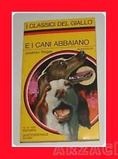 I Classici Del Giallo Mondadori N 86 JONATHAN STAGGE 70