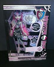 Monster High Doll Rochelle Goyle Schools Out Basic Doll w/ Roux New