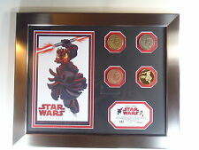 Limited Edition Star Wars Weekend  Frame Photo & Coins