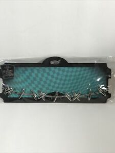 Disney Nightmare Before Christmas Sally Metal Stitches Choker Necklace Costume
