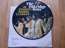 "Oakridge Boys / 20 Country Gospel Classics /  Rare Picture Disc 12"" !!"