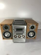 Sony CMT-M100MD CD, Tape, Minidisk Tuner Micro HiFi System